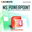 Azimuth Software Tutorial : MS PowerPoint (Basic & Advanced Features Of MS PowerPoint 2007) Online Course - Voucher