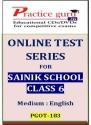 Practice Guru Series For Sainik School Class 6 Online Test - Voucher