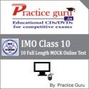 Practice Guru IMO Class 10 - 10 Full Length MOCK Online Test - Voucher