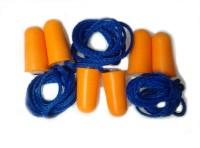 Beemall ER Ear Plug (Orange, Blue)