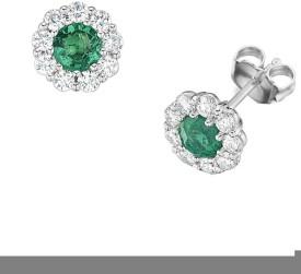 Kataria Jewellers Designer Silver Stud Earring