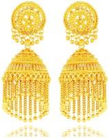 Bling N Beads Antique Dangling Alloy Jhumki Earring