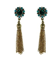 BGS Style Diva Alloy Drop Earring