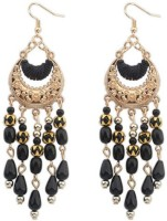 Jewel Touch Bohemian Style Alloy Tassel Earring