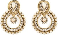 GoldNera Alloy Yellow Gold Dangle Earring