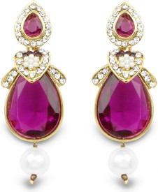 Johareez Beautiful Alloy Drop Earring