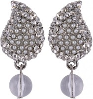SP Jewellery Rhodium Plated Alloy Drop Earring - ERGEY6NKGRZUWA9X