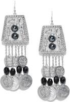Anouk Premium Beads Metal Drop Earring