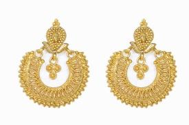 Penny Jewels Beads Alloy Chandelier Earring