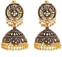 Tsquare Antique Mines Alloy Jhumki Earring