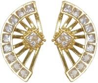 Muchmore Fashion Earring Crystal Alloy Cuff Earring