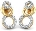 BlueStone The Margot Gold Stud Earring