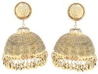 Crazytowear Traditional Alloy Jhumki Earring