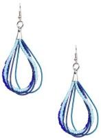 Ayesha Fashions Contempary  K Glass Drop Earring