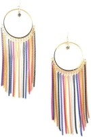 Ammvi Creations All The Way To Arabia For Women  K Alloy Dangle Earring