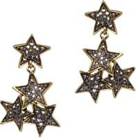 Stol'n Sparkling Star Acrylic Drop Earring