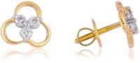 Jewels Choice Daily Wear Diamonds Earrings For Women's 18 K Gold Stud Earring - ERGEGF84SMNMEJQM