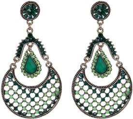 Taj Pearl Stylish Alloy Drop Earring