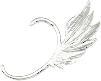 Young & Forever Silver Angel Wing Ear Cuff (Right Ear)  K Alloy Cuff Earring