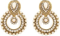The Pari Ambi Alloy Dangle Earring