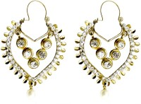 Itz About U Kamakshi Style Alloy Drop Earring