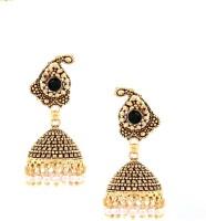 GoldNera Antique  K Alloy Jhumki Earring