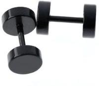 Vaishnavi First Quality Korean Made 6mm Non-allergic Stainless Steel Stud Earring