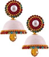 Kesaria Online Jhumki Earring Brass Jhumki Earring