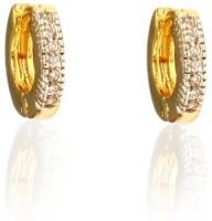 Rashi Jewellery Bali Cutting Brass Hoop Earring