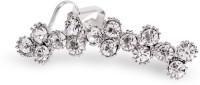 Jewelz Stylish Silver Metal Cuff Earring
