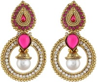 Shining Diva Spectacular Style Diva Hanging Alloy Chandelier Earring