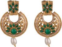 R18Jewels-Fashion&U Royal Princess_Aishwaraya Metal, Crystal Chandbali Earring