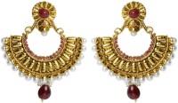 The Pari Alloy Chandelier Earring