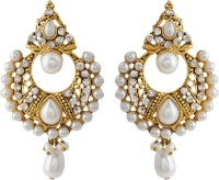 Jewels And Deals Floral Earring Alloy Drop Earring