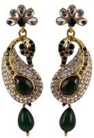 SP Jewellery Rhodium Plated Alloy Drop Earring - ERGEY6NKHRMQZYHY