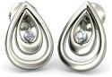 BlueStone The Bellona Gold Stud Earring