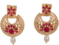 R18Jewels-Fashion&U Royal Princess_Swara Metal, Crystal Chandbali Earring
