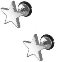 Vaishnavi First Quality Korean Made Non-Allergic Star Design Earring 316L  K Stainless Steel Stud Earring