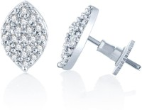 Sukkhi Bewitching Rhodium Plated Alloy Stud Earring