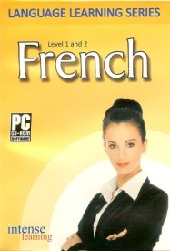 Intense Learning French Level 1 And 2 - Language Learning Series
