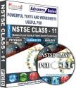 Practice Guru NSTSE Class 11 PCB (CD)