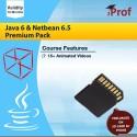 IProf Java 6 & Netbean 6.5 Premium Pack SD Card (Memory Card)