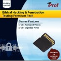 IProf Ethical Hacking And Penetration Testing Premium Pack SD Card (Memory Card)