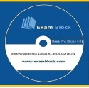 Exam Block Banking Promotional Exam CD For Scale I To Scale II- Softcopy Material (CD)