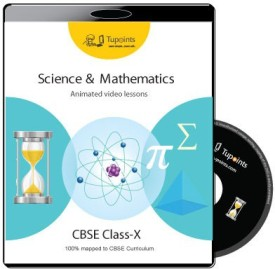 Tupoints CBSE X Science and Mathematics Animated video lessons