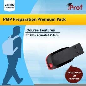 iProf PMP Preparation Premium Pack in Pen drive