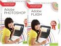 Inception Learn Adobe Photoshop  +  Adobe Flash (CD)