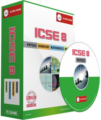 Buy Edurite ICSE Class 8 Combi Pack: Educational Media
