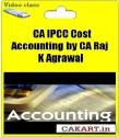 CAKART CA IPCC Cost Accounting By CA Raj K Agrawal - Pen Drive