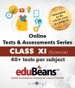 Edubeans Beans XI Science Online Tests Preparation For Class 11 With Term & Unit Test (Online)